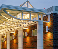 Photo of Windham Hospital Emergency Room Entrance